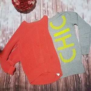 Bundle of GapKids Sweaters